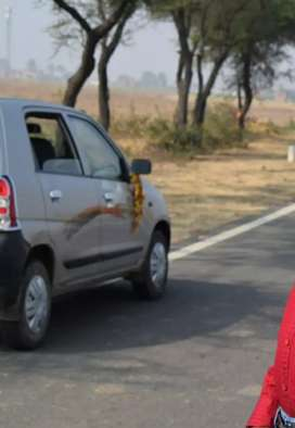 Maruti Alto very well maintained new tyre