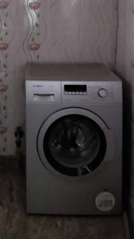 Bosch 7kg front loaded fully automatic unused washing machine