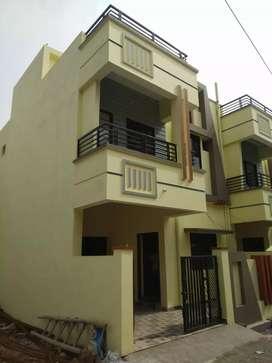 Near Gol Chowk Rohinipuram  Raipur- 3 bhk  House
