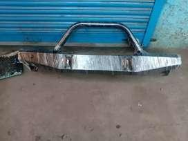 mahindra thar/gypsy/bolero offroad bumpers