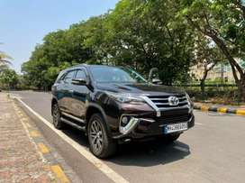 Toyota Fortuner 2017 Well Maintained