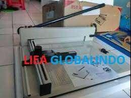Ready Pemotong Kertas 858 A3 Murah Potong Rim -LIEA Globalindo