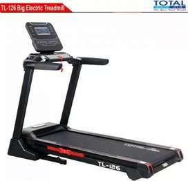 BIG Treadmill Semi Komersial 4 HP TL 126