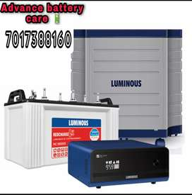 Deals in all type of battery of car, inverter ,bikes
