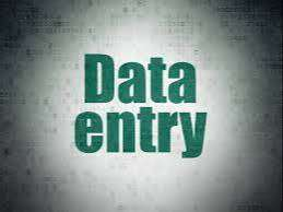 Data entry / Part time Jobs