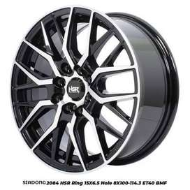 stock velg terbaru - siadong ukuran ring 15 march city fiesta avega