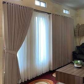 Korden Tirai Hordeng Gorden Curtain Blinds Gordyn Wallpaper L.52be8