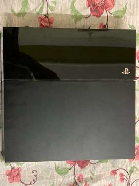 Ps4 500gb for sale with 7 latest games