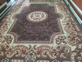 Drawing room carpet