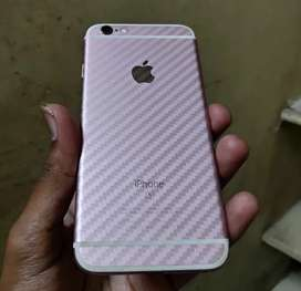 iPhone 6s  (16GB)  ROSE GOLD  -  For Sale
