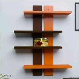 Wooden wall stand free home delivery