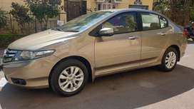 Honda City 1.5 V Manual Sunroof, 2012, Petrol