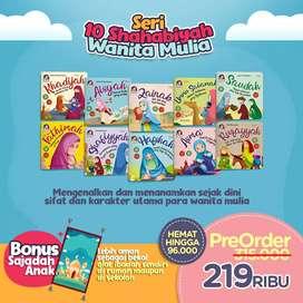 Buku Anak - Kisah Sahabiyah 315 PO 5 hari