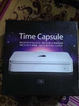 Dijual Apple time capsule