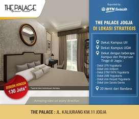 Asrama Mahasiswa Jambi di Jogja | Pakai Saja The Palace Apartment