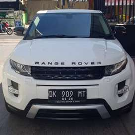 Range rover evoque 2.0 turbo putih 2013