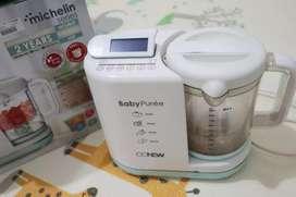 food maker food processor 6in1 oonew