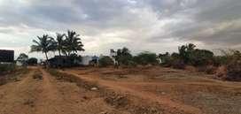 Plot for sale in Moondradaipu - near highway