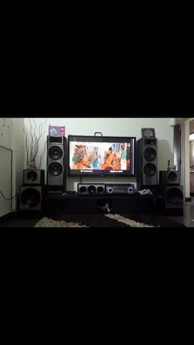 Sony muteki HT-M55 1950music systems very good condition fixed price