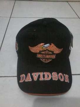 Topi Harley Davidson keren