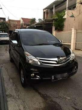 Toyota Avanza G 2014 Manual Muluss