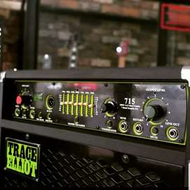 Trace Elliot 715 Amplifier Bass Made in England