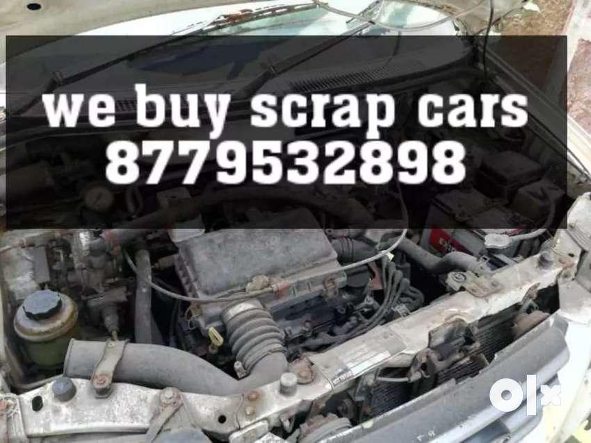 Old cars buyer in scrap 0