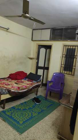 1BHK FLAT urgent sell for education purpose.