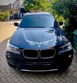 BMW X3 sDrive Solar 2012