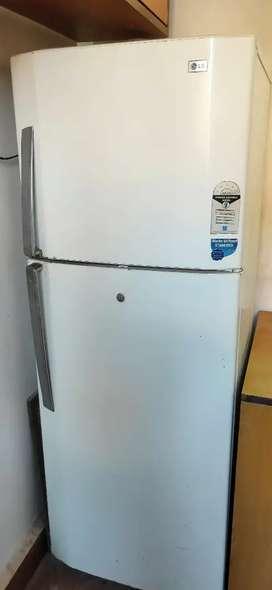 Double door Refrigerator LG make