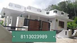 BRAND** NEW HOUSE SALE** IN PALA** PONKUNNAM **HIGHWAY **NEAR