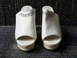 Sepatu chunky heels SXQ