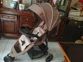 stroller bayi merk mirage pliko