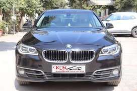 BMW 5 Series 520d Luxury Line, 2014, Diesel