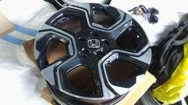 Velg OEM crv turbo non prestige r18 pcd 5x114