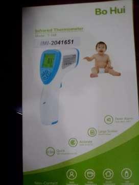 Thermo gun untuk suhu tubuh bo hui