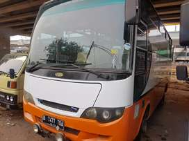Mitsubishi canter 136 HD Bus 4x4 2013 jual cepat