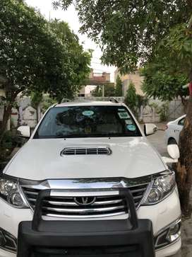 Toyota Fortuner 3.0 4x2 Automatic in brand new condition for sale