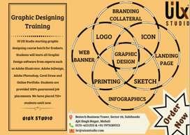 Graphic designing training