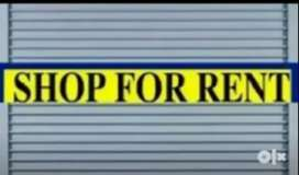 Shop for rent it's at main market of almora