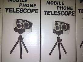 Lensa Telezoom AAA 8X With Holder Fokus Handal Murah dan Berkualitas