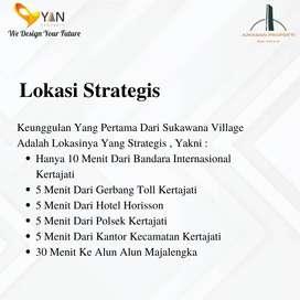 Kavling Sukawana Dekat Tol Kertajati Cocok Untuk Investasi