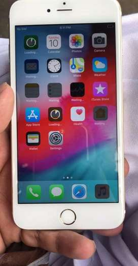 Iphone 6 plus (exchng possible)