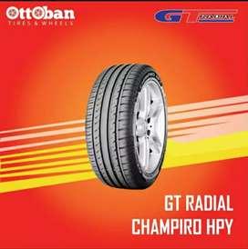 Jual ban mobil ukuran 215/45 R17 GT champero HPT