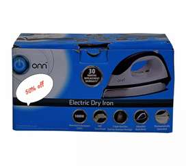 Onn Irons on Wholesale rate - 50% off