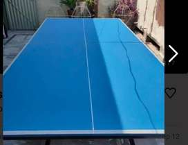 Table tennis with all accessories price little negotiable