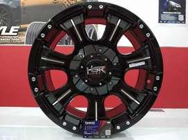 Kredit Velg Mobil Captiva, Feroza Ring 16 HSR Wheel