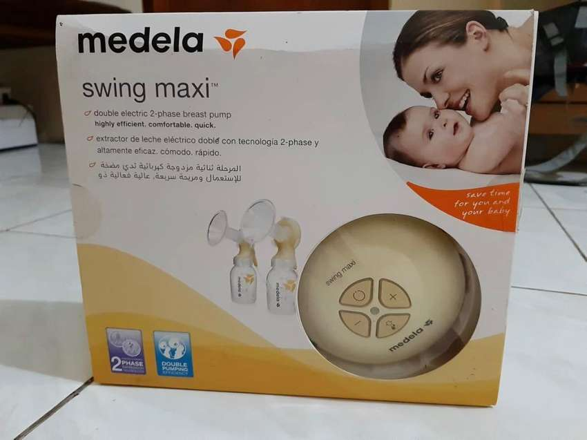 Pompa ASI medela Swing Maxi (double pump) 0