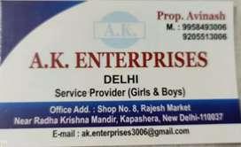 Dear boys good news urgent hiring 5 star hotel and faram house