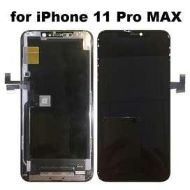 Lcd iphone 11 promax original apple iBox dan copotan Apple Bergaransi